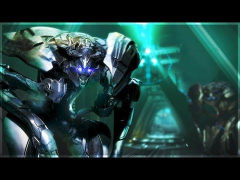 Prometheans in Halo Infinite
