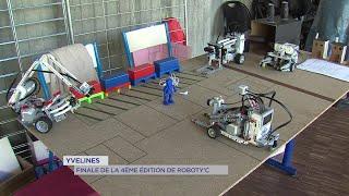 Yvelines | Mantes-la-Jolie : Finale de la 4e édition de Roboty'c