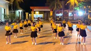 Nhảy Khiêu Vũ Giao Lưu Nhạc Hoa | CLB Nhảy Dân Vũ