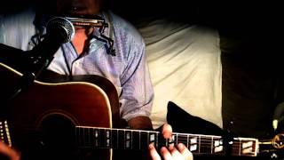 Brass Buttons ~ Gram Parsons ~ Acoustic Cover w/ Gibson Hummingbird 1964 & Bluesharp