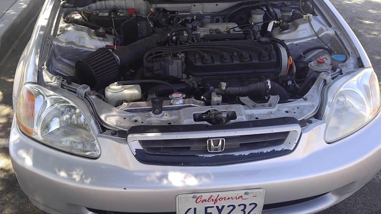 1998 Honda Civic Hx 5Speed For Sale