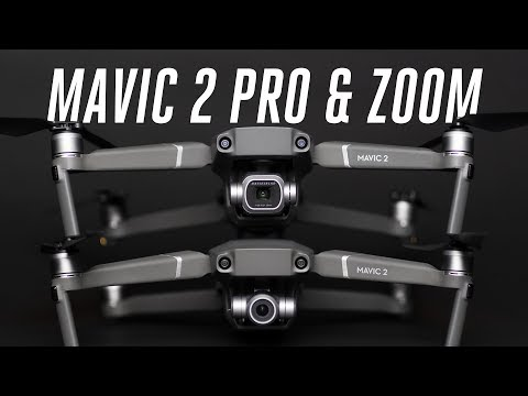 DJI's Mavic 2 Pro and Zoom take drone photography to new heights