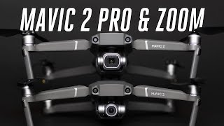 DJI Mavic 2 Pro & Zoom Review: elevating drone photography