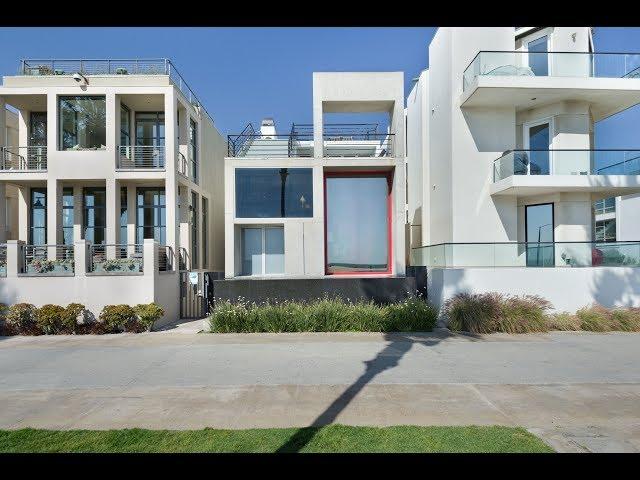 "2315 Ocean Front Walk, Venice, CA 90291 - ""Oceanfront Architectural Masterpiece in Venice"""