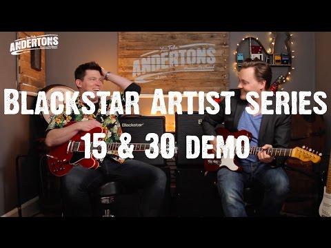 Guitar Paradiso - Blackstar Artist Series Amps