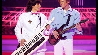 Tu Cara Me Suena - Xuso Jones y Edu Soto son Modern Talking