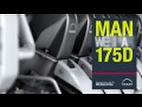 Webinar: MAN 175D with MAN Alpha propulsion system at SMM 2016