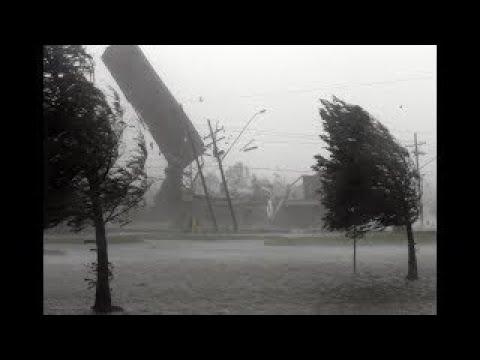 На Москву приближается ураган