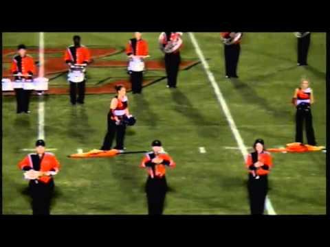 Bacon County High School's Raider Regiment
