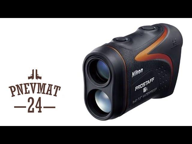 Лазерный дальномер Nikon LRF Prostaff 7i (6x21)