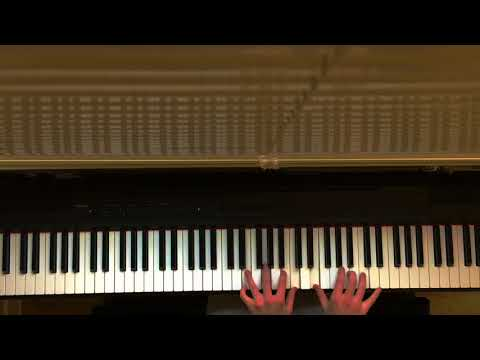 Tubular Bells / The Exorcist Theme - Piano Cover