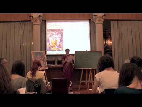 Sanskrit Introduction by Dr. Maria Elena Sierra