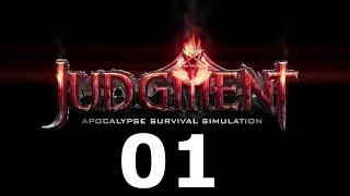 Judgment: Apocalypse Survival Simulation 01 – Grundlagen [GERMAN GAMEPLAY] | Let