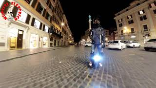 Roma by night riding MSP
