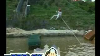 Takeshi's Castle Hindi pogo TV funny game show