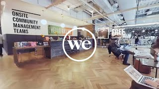 Full Office 360 VR Tour | WeWork