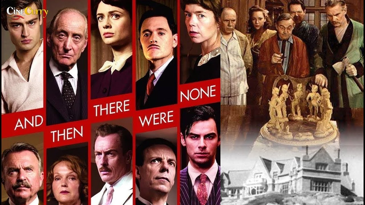 And Then There Were None 1945 Mystery Crime Movie Barry Fitzgerald Walter Huston Youtube