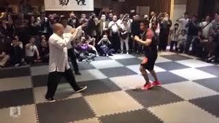 Maestro de Tai Chi reta a pelear a maestro de MMA y esto sucede