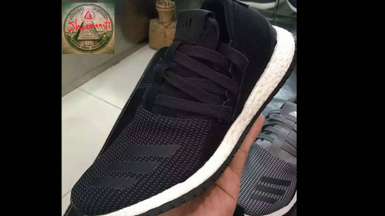 Adidas Pure Boost Raw Men Shoes