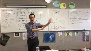 Circular Motion (6 of 6: Force Along the Tangent)