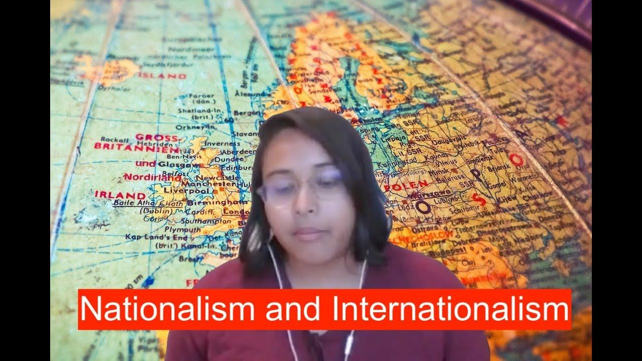 A New Internationalism