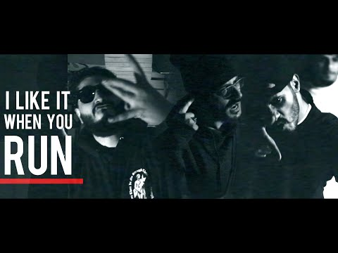 WestCoast G'z - I Like It When You RUN (Official Music Video)