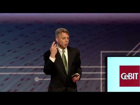 CeBIT Global Conferences - Game changing Technologies