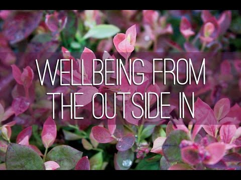 A Look Inside: 2015 Garden Trends - Wellbeing from the Outside In