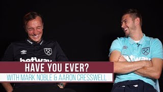"""""""I texted Cresswell's mum once!"""" 