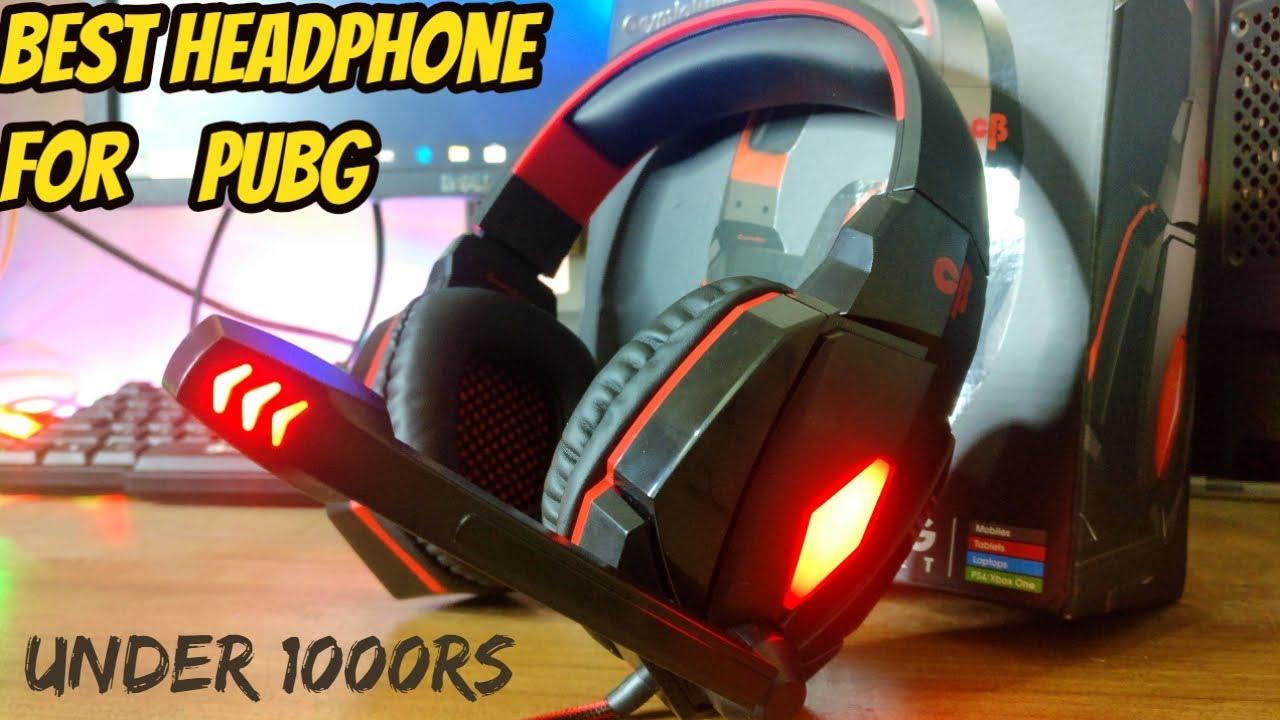 4baf79ecaf5 Best Budget Gaming HeadPhones, Best For PUBG, CosmicByte HeadSet ...