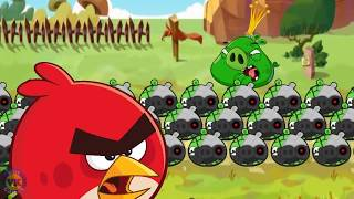 Angry Birds Animated Ep. 3 | *The Pigs Robots Attack* Re-upload