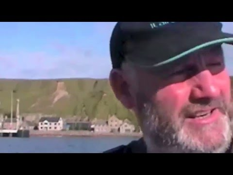 Fishing At Scrabster | Leslie Glasgow