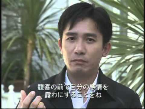 Tony Leung 2046 English Interview in Japan