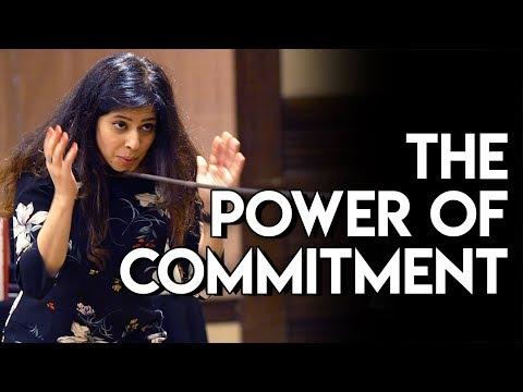 The Power of Commitment | Rod Bending | Priya Kumar