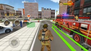 American Firefighter Rescue 2018 Android Gameplay