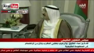 انضمام المغرب و الاردن الى دول مجلس التعاون الخليجي