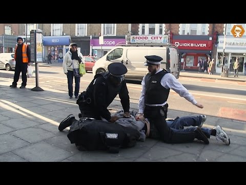 Worlds Most Amateur Police Officers