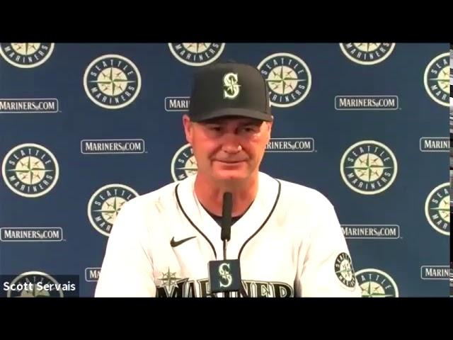 Scott Servais on Lewis Robbing a Home Run 2020-08-05