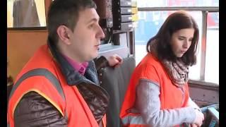 есть такая профессия № 19 - водитель троллейбуса 28 04 17