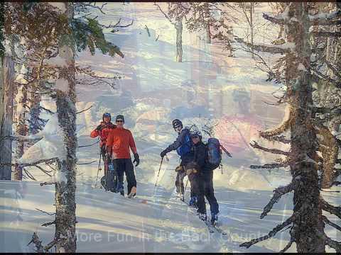 Backcountry Skiing Newfoundland