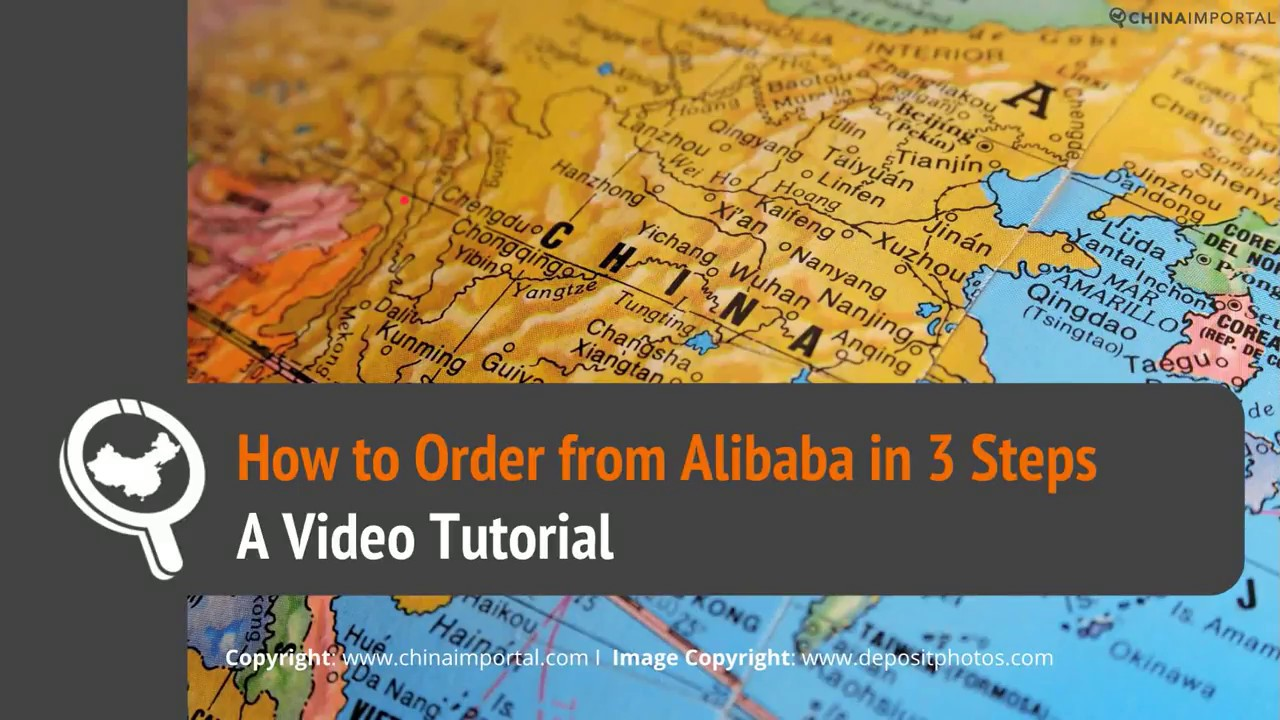How to Order from Alibaba in 3 Steps: Video Tutorial
