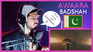 Gambar cover Awaara l Badshah l Reet Talwar l Reaction Video l Raponus