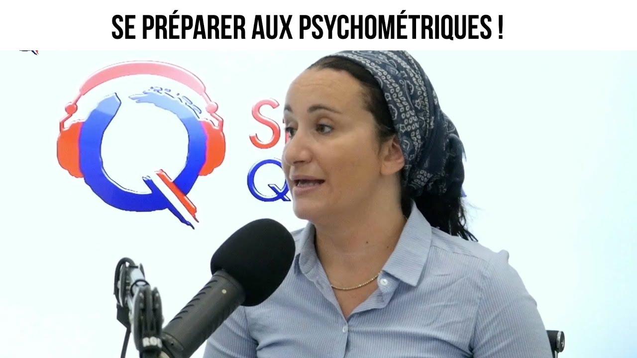Se préparer aux psychométriques ! - Dossier#223
