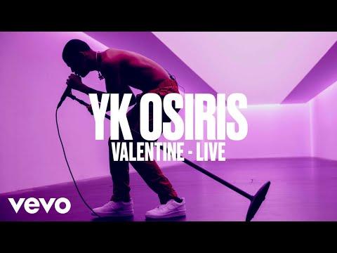 YK Osiris -  Valentine  (Live) | Vevo DSCVR