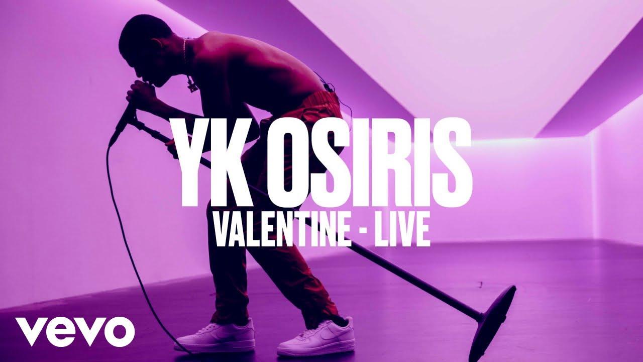 YK Osiris — «Valentine» (Live) | Vevo DSCVR