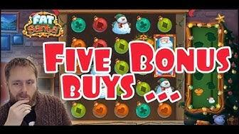 Fat Santa €400 bonus buys.
