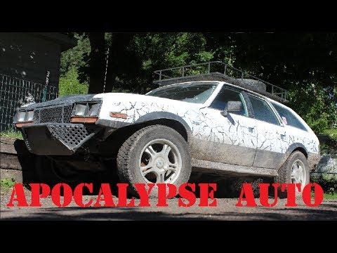 AMC Eagle Wagon 4x4  Battle! Apocalypse Auto ep. 9