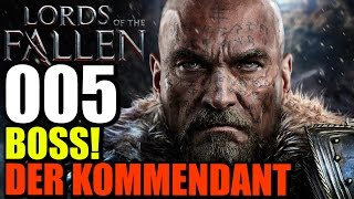 Lords of the Fallen Gameplay German PS4 Part 5 |  Let