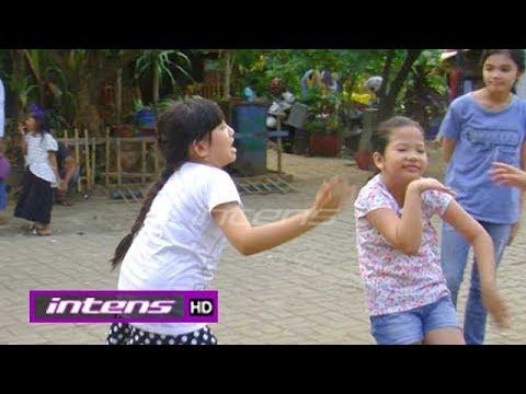 Permainan Tradisional ala Anak Ciraos - Intens 25 September 2017