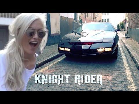 KNIGHT RIDER KITT - THE CAR THAT TALKS, WINKS & SHOOTS ROCKETS